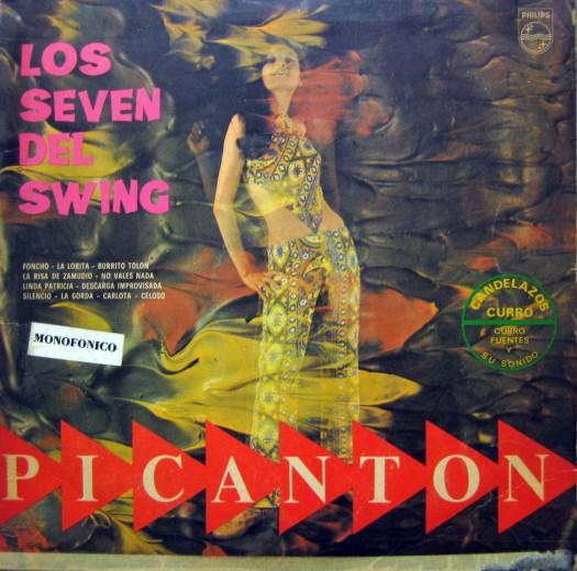 LOS SEVEN DEL SWING: Picanton MP3