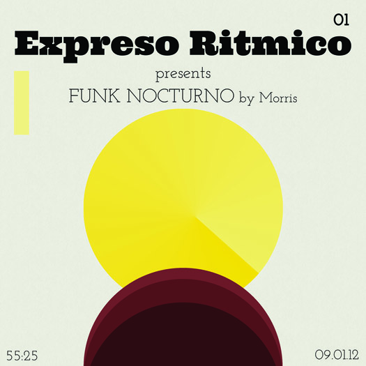 GUEST MIX: Funk Nocturno by Morris MP3